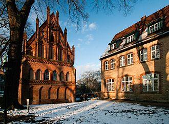 Lehnin Abbey - King's house