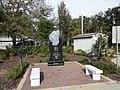 Korean War memorial, Veterans Memorial Park (Perry, Florida).JPG