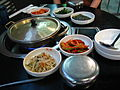Korean cuisine-Jjigae and bancahn.jpg
