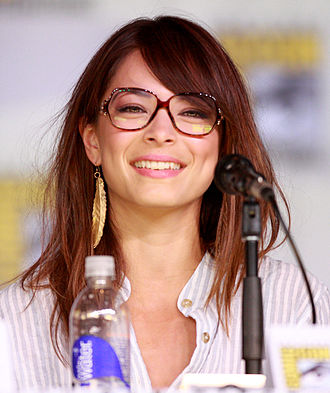 Kristin Kreuk - Kreuk at the 2012 San Diego Comic-Con International