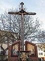 Krzyż misyjny św. Rodzina, Tychy.JPG