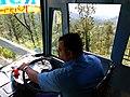 Ksrtc Bus to Ponmudi.jpg