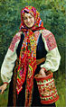 Kulikov Ivan Girl with basket 1912.jpg
