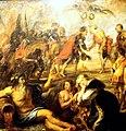 Kunsthistorisches Museum Wien, Rubens, vor der Schlacht bei Nördlingen.JPG