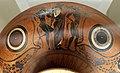 Kylix attica a occhioni con scene dionisiache, dalla tomba del guerriero nella necr. dell'osteria, 530-510 ac ca. 03.jpg