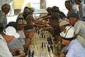 Kyrgyz men playing chess in Osh 2.jpg