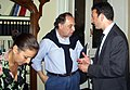 L'attrice Stefania Blandeburgo, il critico Aldo Gerbino e l'autore Rino Porrovecchio (512345685).jpg