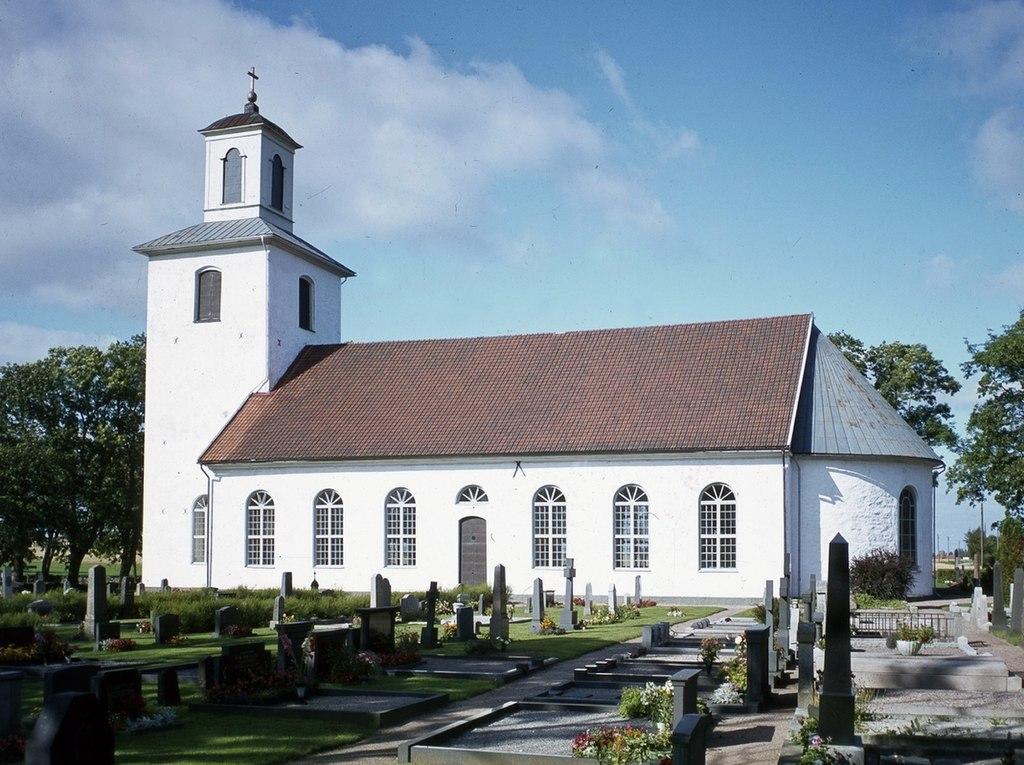 Fil:Lnghems kyrka - KMB - unam.net Wikipedia
