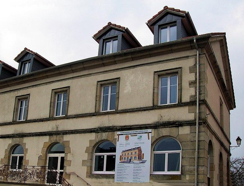 Fichier la chapelle aux bois mairie wikip dia - La biche aux bois yerres ...
