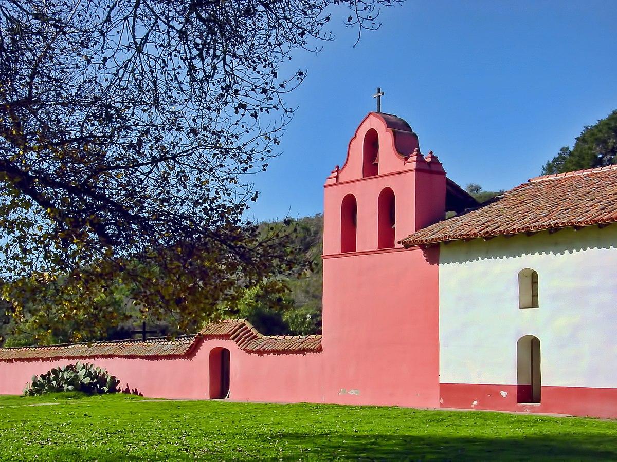 Archivo:La Purisima Mission - Lompoc, CA.jpg - Wikipedia, la enciclopedia  libre
