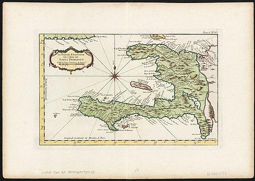 La partie Francoise de lisle de Saint Domingue (2674966926)