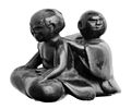 Lacquered wood, masseurs operating on shoulders and back. Wellcome M0004145EB.jpg