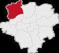Lage des Dortmunder Stadtbezirks Mengede.png