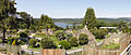 Lake Sammamish from Cougar Mountain Zoo panorama 2014.jpg