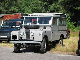 land rover series wikipedia. Black Bedroom Furniture Sets. Home Design Ideas