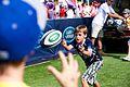 Land Rover at the 2012 Dubai Rugby Sevens (8243809444).jpg
