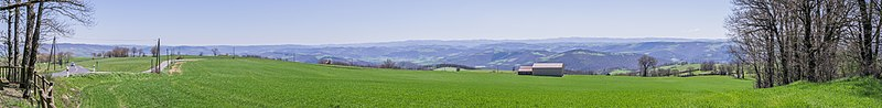 Landscape of commune of Broquies 04.jpg