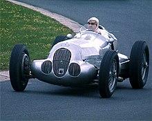Captivating 1937 Mercedes Benz W 125