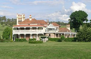 Walcha, New South Wales - The Register of the National Estate listed, Langford, Thunderbolts Way, Walcha, NSW