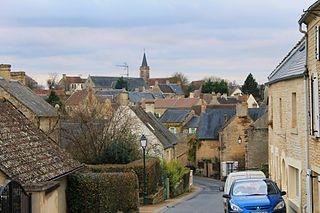 Ponts sur Seulles Commune in Normandy, France