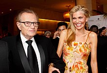 larry king dating history