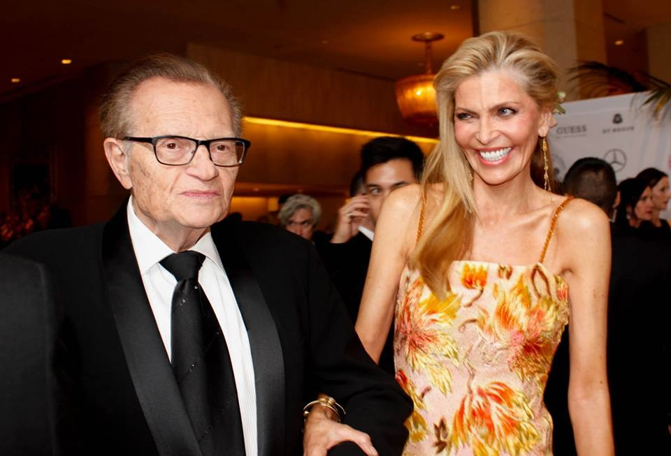 Larry King Mercedes-Benz Carousel of Hope Gala 2014 (15333080070)