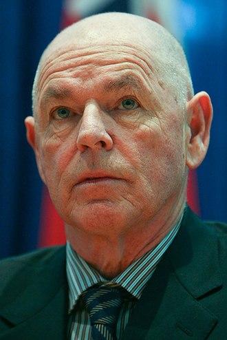 2006 Ottawa municipal election - Image: Larry O'Brien by James Maclennan