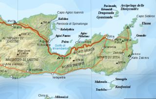 Isthmus of Ierapetra