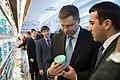 Latvijas pārtikas ražotāju produkti Latvijas dienās Azerbaidžānā (8230047470).jpg