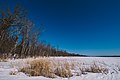 Lawrence Lake, Minnesota in Winter (27010137228).jpg