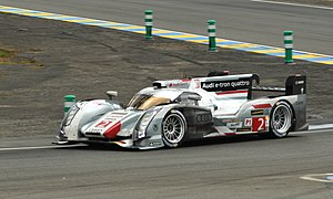 Tom Kristensen (racing driver) - Kristensen took his 9th 24 Hours of Le Mans victory in an Audi R18 e-tron quattro in 2013.