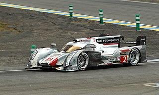 2013 FIA World Endurance Championship second season of the highest-level international sports car endurance racing championship