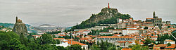 Panorama Le Puy en Velay