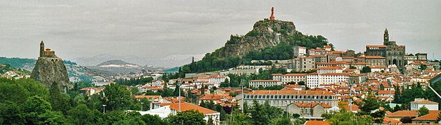 Le puy en velay wikip dia - Piscine la vague le puy en velay ...