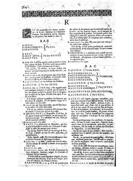 File:Le dictionnaire de l'Academie françoise - 1694 - T2 - R-Z.djvu