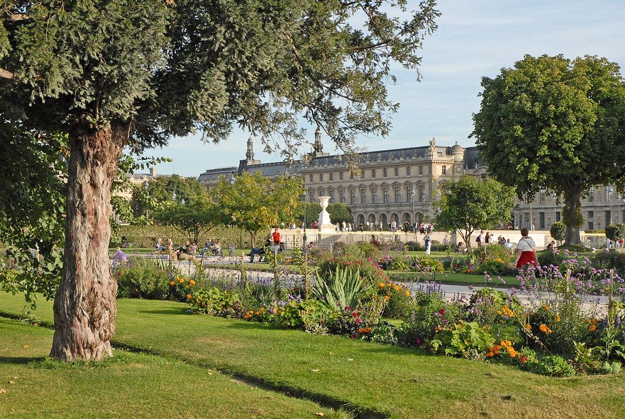File le jardin des tuileries wikimedia commons for Jardin des tuileries