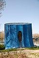 Le tronc bleu de l'ile saint germain - panoramio.jpg