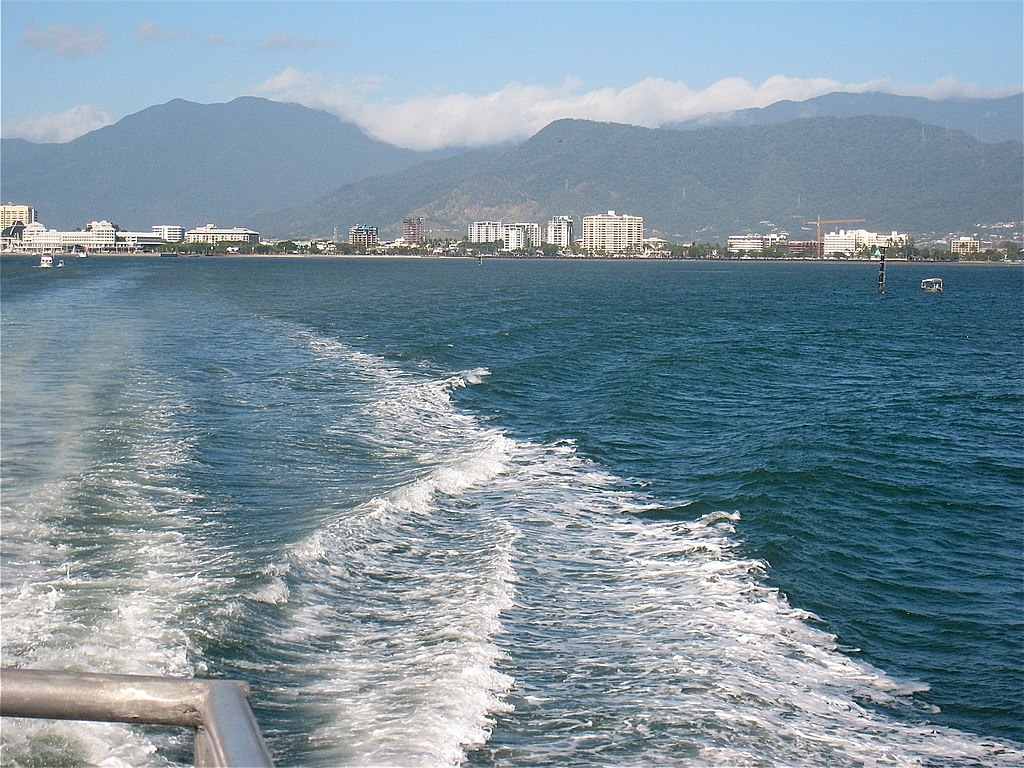 Leaving Cairns for the Reef (2670061099)
