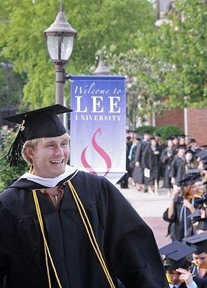 Lee University - Lee graduates receive a Christian liberal arts education