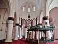 Lefkoşa Selimiye-Moschee (Sophienkathedrale) Innen Chor 1.jpg