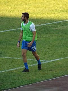 Lefteris Intzoglou Greek footballer