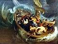 Leipzig, Museum der bildenden Künste, Peter Paul Rubens, das Schiffswunder der heiligen Walburga.JPG