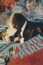 Lenin in Paris Lenine a Paris.jpg