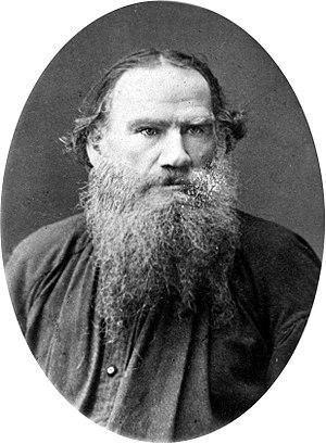 Leo Tolstoy cover