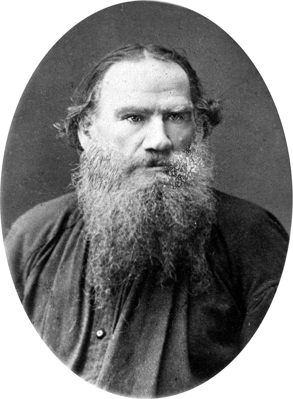 Leo Tolstoy, portrait