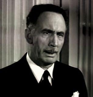 Leonard Mudie English actor