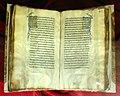 Leonardo bruni, orazione agli ambasciatori del re d'aragona, 1450-1500 ca. (bml, pluteo 90 inf. 24).jpg