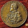 Leone leoni, medaglia di filippo II di spagna.JPG