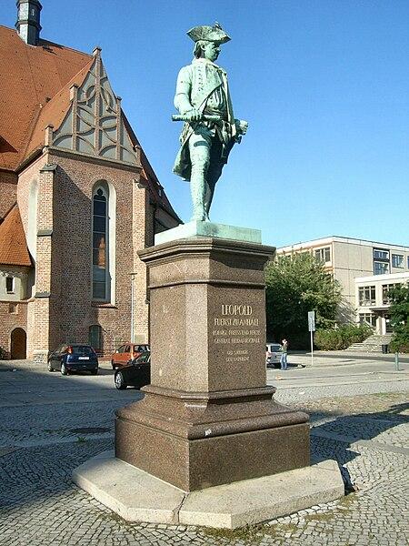 Leopold I., Fürst von Anhalt-Dessau, der Alte Dessauer