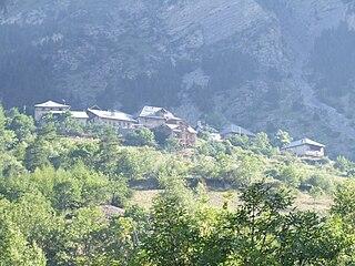 Les Orres Commune in Provence-Alpes-Côte dAzur, France